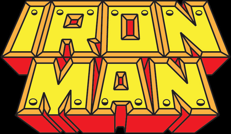 Iron Man Comic Logo Iron Man Comic Logo by