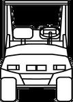 Golf Cart Front