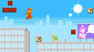 8-BIT Super Mario Odyssey