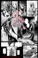 +NeverenD Issue 1: Chapter 3+ Preview by VanRah