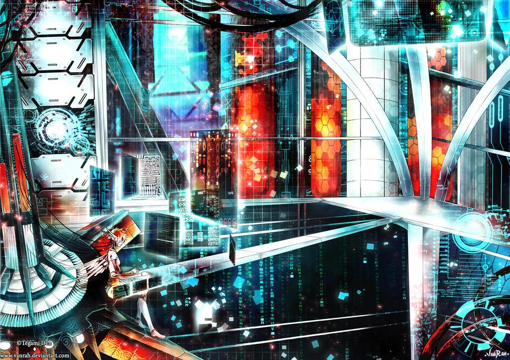 + Geekopolis :: Teklab+ by VanRah
