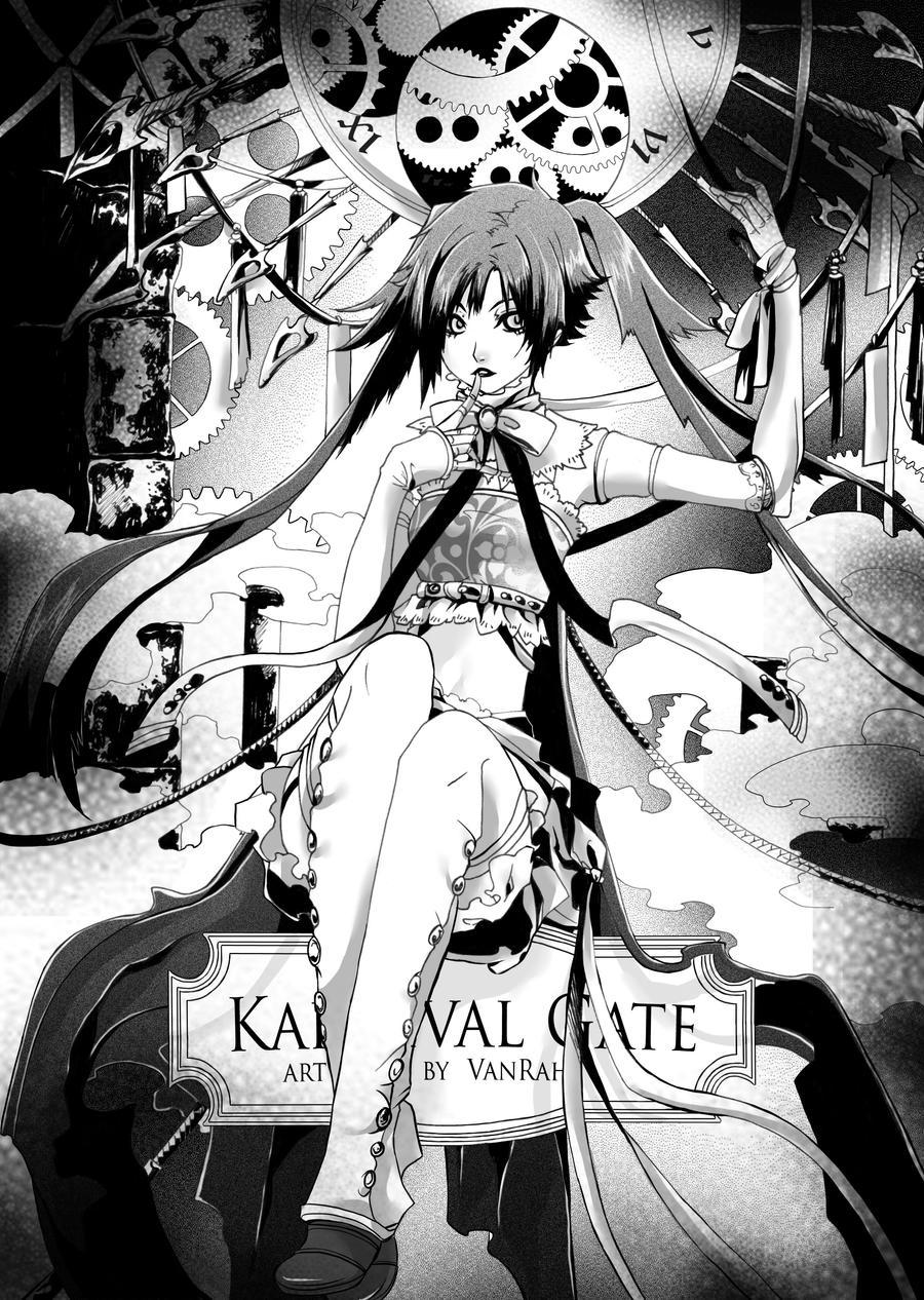 +Karnival Gate :: Chapter 01 Cover + by VanRah