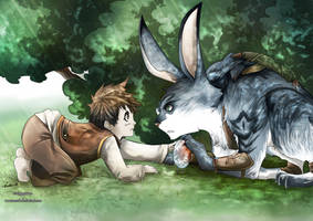 :: ROTG :: Easter Hunt by VanRah