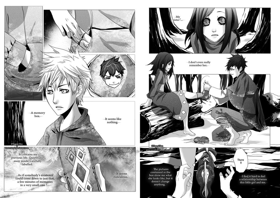 ROTG FanComic + pages 5-6 by VanRah