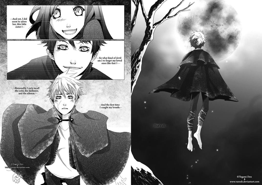 ROTG FanComic + pages 7-8 by VanRah
