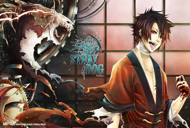 :: Stray Dog  vol. 1 : Cover :: by VanRah