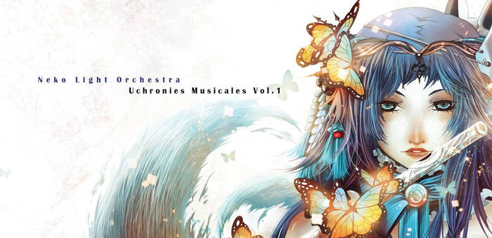 Neko Light Orchestra - CD Cover
