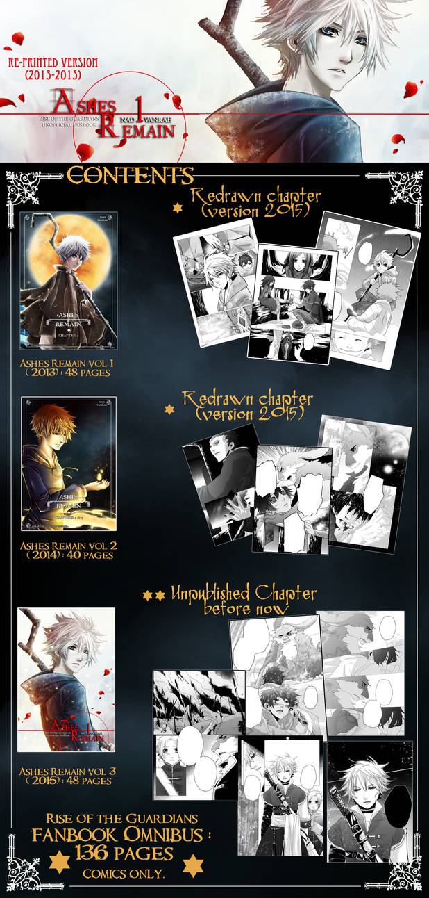 [Ashes Remain] : RE - ROTG fanbook by VanRah