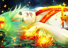 Akuma :: Phosphorescence by VanRah