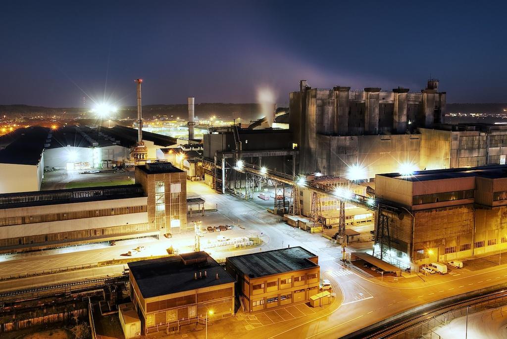 Steelworks by ZerberuZ