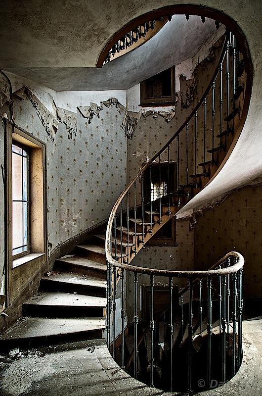 Templar Stairs by ZerberuZ