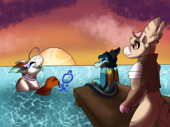Fun at the Lake [WYN] [IBWM] by Galishanal