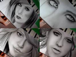 . drawings - sketchbook by fernandasabaudo