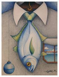 Fisherman's Blues by Jose-Garel-Alvoeiro