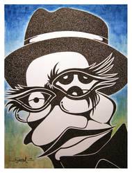 Pessoa, Poeta Fingidor by Jose-Garel-Alvoeiro