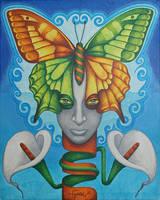Metamorphosis by Jose-Garel-Alvoeiro