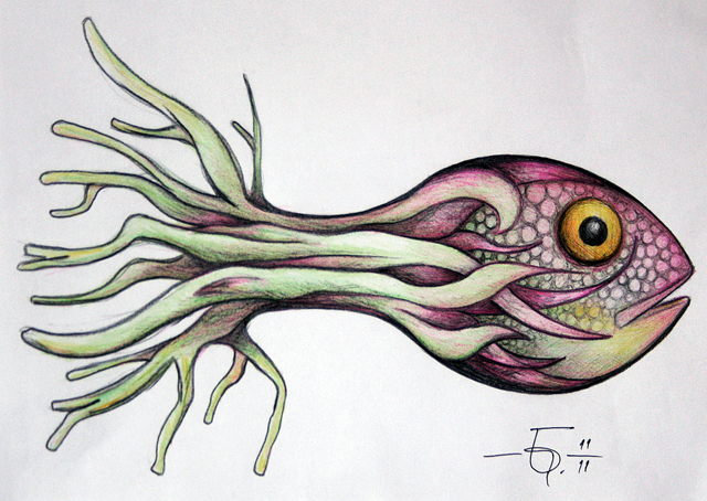 Clownfish by Jose-Garel-Alvoeiro