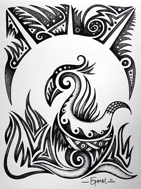Reborn by Jose-Garel-Alvoeiro