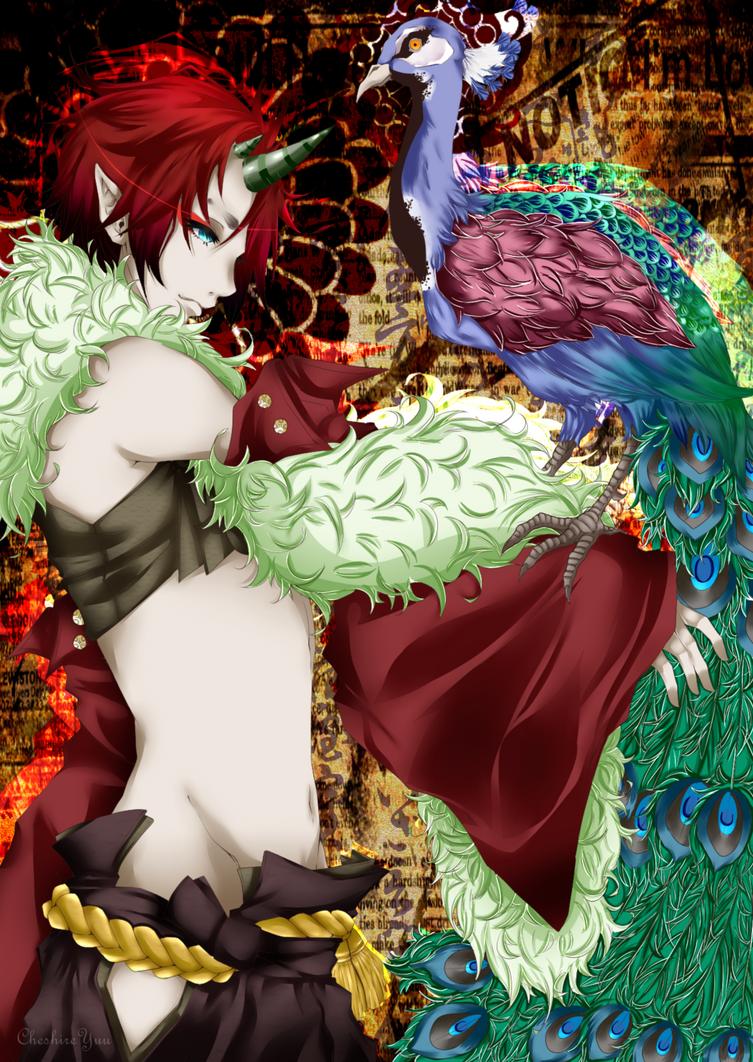Adult Shima by YuuTheBloodyRabbitx3