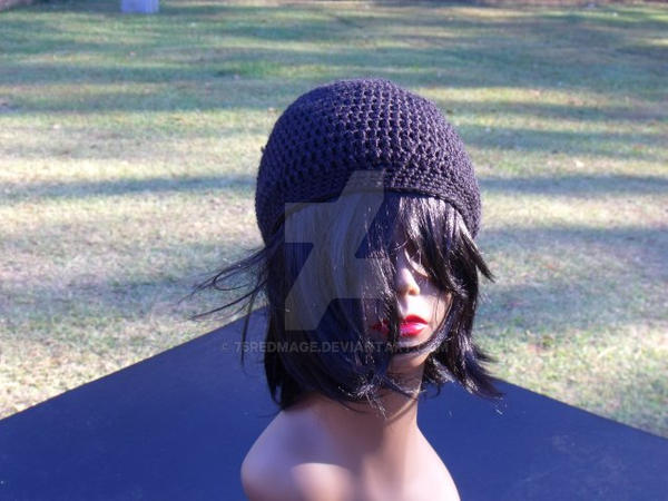 Crochet Slouchy Beanie by 75redmage