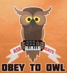 Obey to owl minimal