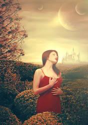 Longing by Auriferous-art