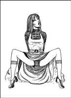 Alices Legs by Wandermaske