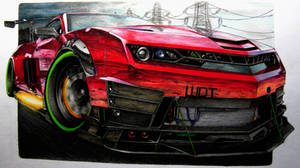 Chevrolet Camaro by LOLLIPOP007
