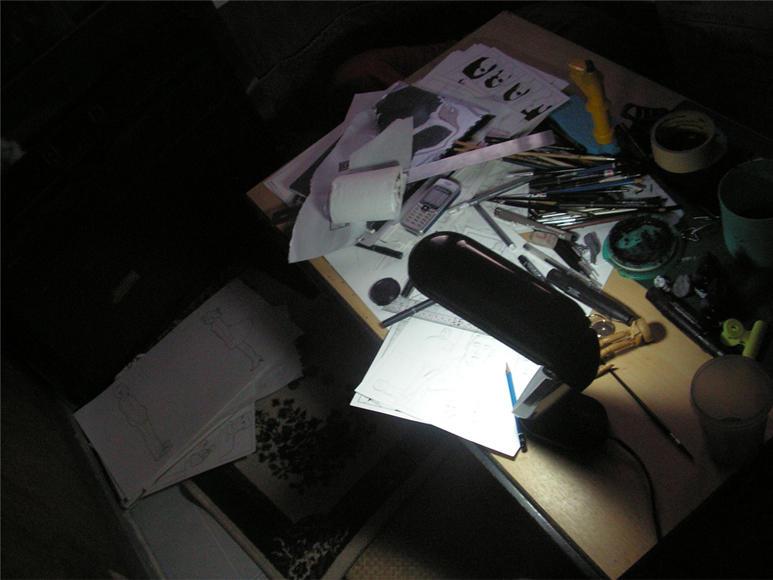 my mess by VindictiveVendetta