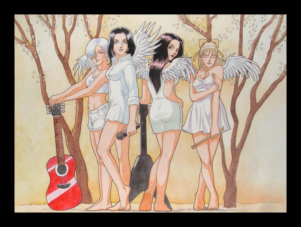 Heaven Sent by VindictiveVendetta