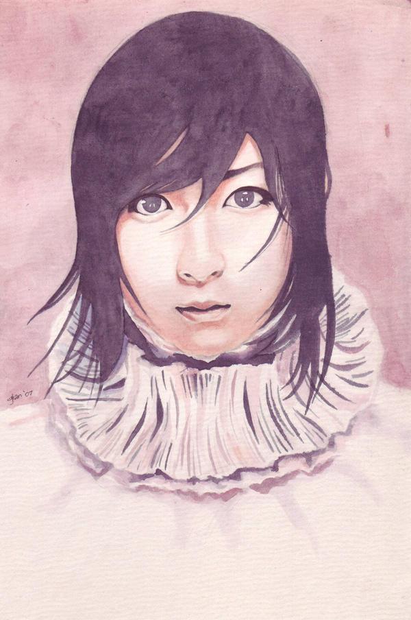 Utada Hikaru II by VindictiveVendetta