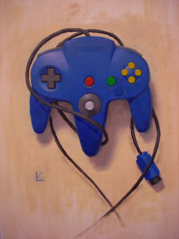 N64 by blukatt