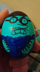 Blue Meanie Egg