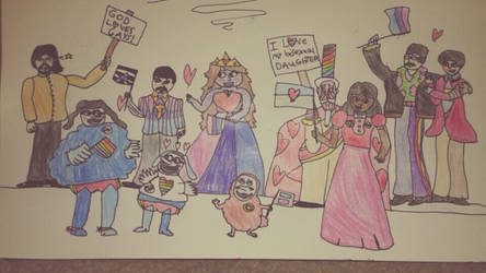Pride in Pepperland