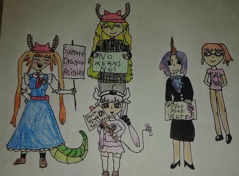 Dragon Lady March