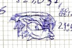 perhaps first sally draw by WildonVantrix