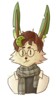 [Artfight Minigame] Shay by Pewcia