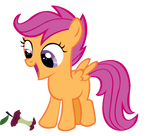 Scootaloo is way too excited