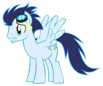 Worried Soarin Vector