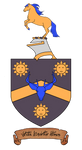 Sunrise Hill's Coat of Arms by SunriseHill