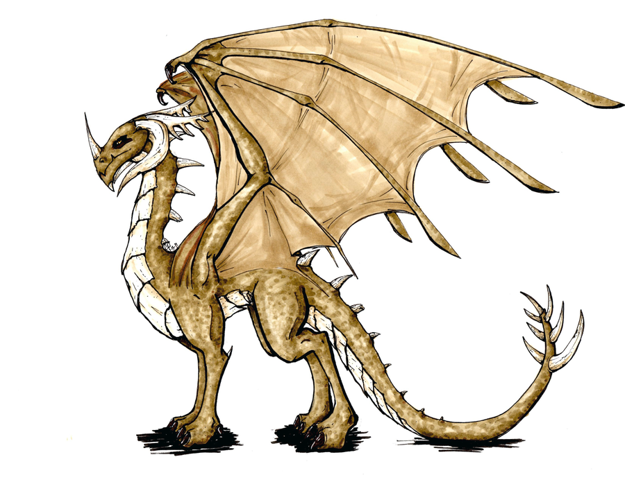 earth dragon by takenflyght on deviantart