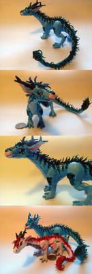 Dragon Sculpture 2