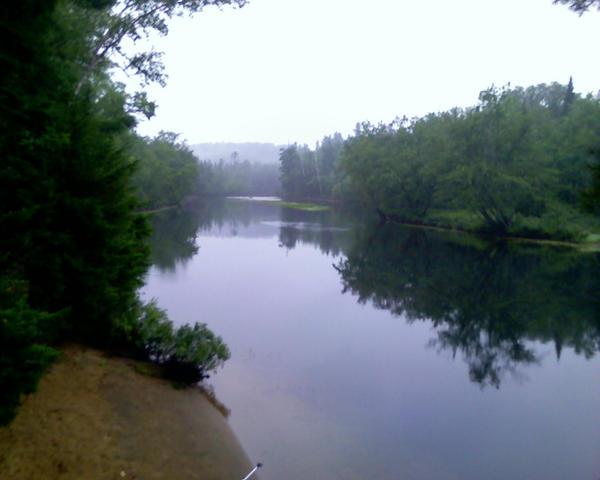 Adirondack River by The-Big-TZ