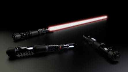Lightsabers by FranklynD