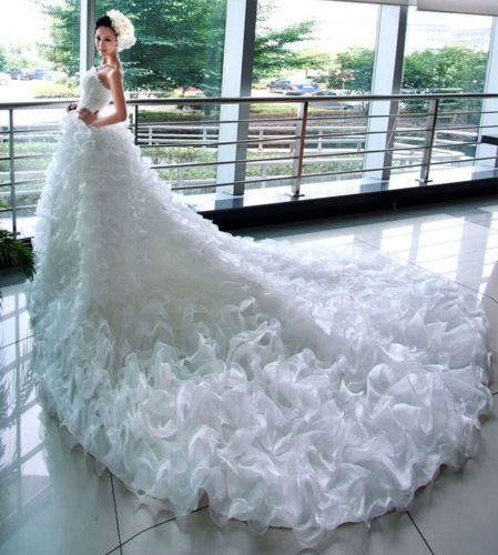 My Dream Wedding Gown By BattousaiBlade7