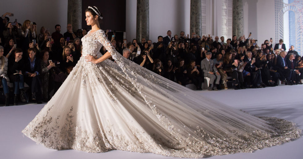 Ralph And Russo Couture Wedding Gown By Battousaiblade7 On