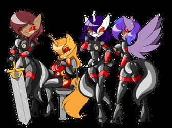 The Dream Team by HypnoDreamSearcher