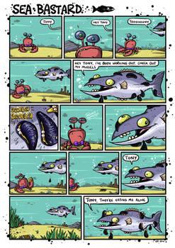 Sea Bastard #003 - Work Out
