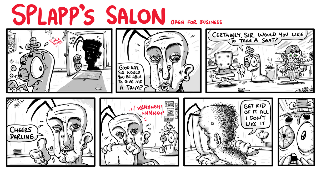 Splapp's Salon by Splapp-me-do