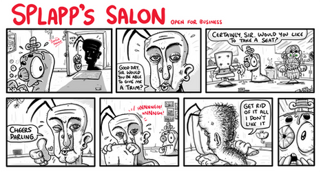 Splapp's Salon